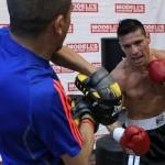 Sergio Martinez Post Media Workout Report