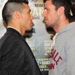 Martinez vs Barker Undercard Announced