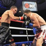 Thompson Boxing Promotions and Gary Shaw Productions Sign Colombian Prospect-Perez