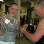 Two Warriors Collide: Burns vs Katsidis In Interim WBO Clash