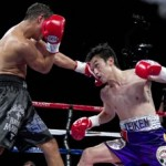 Nishioka aims to counter the jab