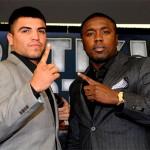 Ortiz-Berto Los Angeles Press Conference Photos & Quotes