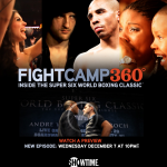fight camp 360 froch ward
