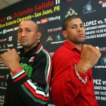 Juan Manuel Lopez-Orlando Salido Press Conference Quotes and Photos–SHOWTIME CHAMPIONSHIP BOXING, March 10, 2012