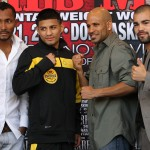 Abner Mares and Eric Morel World Championship Doubleheader Final Quotes