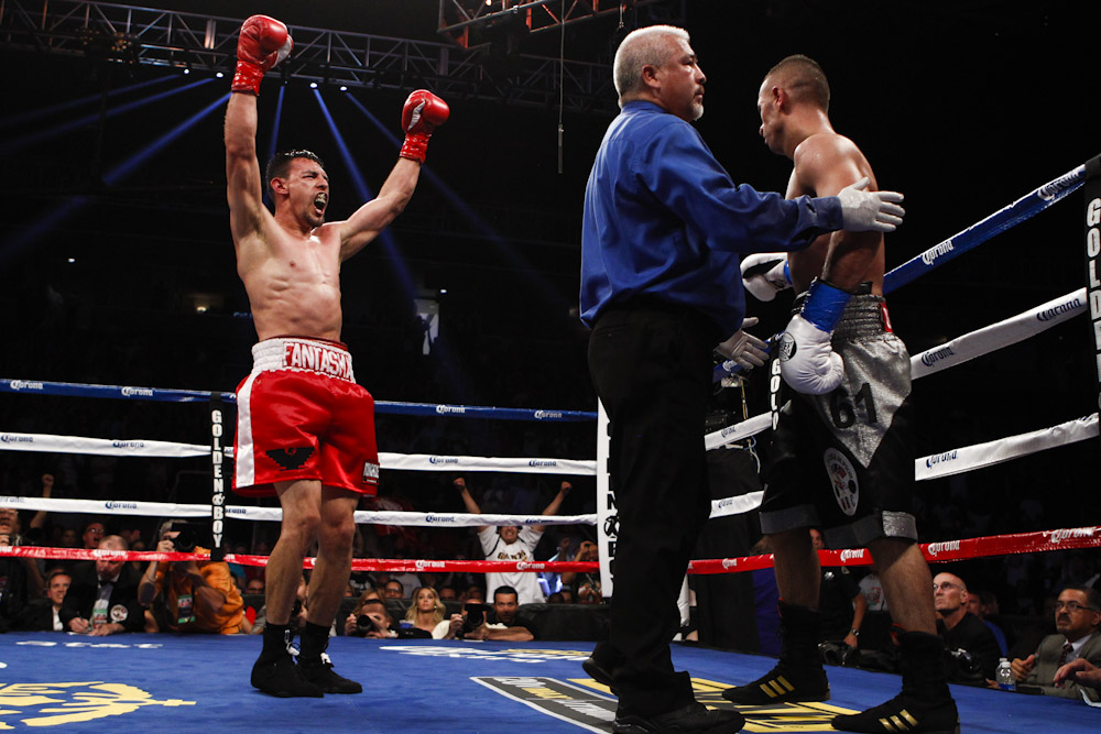 Robert Guerrero vs Selcuk Aydin