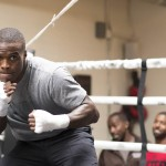 "PETER ""KID CHOCOLATE"" QUILLIN MEDIA WORKOUT QUOTES & PHOTOS"