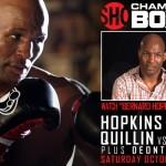 SHO SPORTS VIDEO: Bernard Hopkins – I AM A FIGHTER