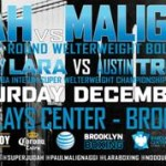 SHOWTIME SPORTS® TO STREAM JUDAH VS. MALIGNAGGI  FINAL PRESS CONFERENCE & WEIGH-IN  LIVE ACROSS MULTIPLE PLATFORMS
