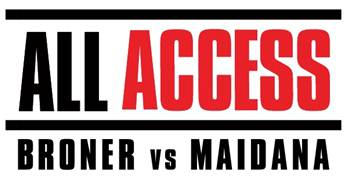 All Access Broner v Maidana