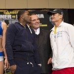 Adrien Broner vs. Marcos Maidana Final Press Conference Quotes & Photos