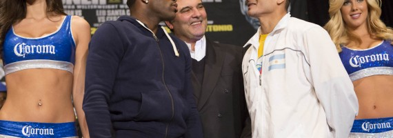 Broner and Maidana