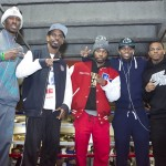 Broner-Maidana Fighter Media Workout Quotes & Photos