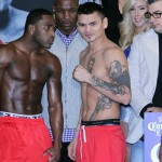 Adrien Broner vs. Marcos Maidana Final Weights & Photos For Saturday's Blockbuster Event