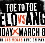 Mexican Superstar Canelo Alvarez Returns on March 8 To Face Countryman Alfredo Angulo