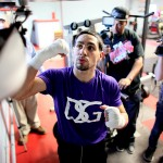 Danny Garcia/Angel Garcia Media Workout Quotes & Photos