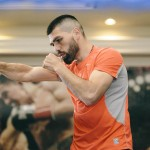 """TOE TO TOE: Canelo vs. Angulo"" Fighter Workout Quotes & Photos From MGM Grand"