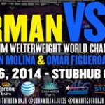 SHOWTIME Tripleheader Saturday, April 26, StubHub Center, Carson, Calif.