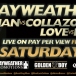 Mayweather vs. Maidana Fight Week Events To Be Streamed Live Across Multiple Platforms