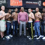 TYSON, THE PROMOTER, FIRES UP THE FIGHTERS  DURING THURSDAY'S SHOBOX: THE NEW GENERATION  FINAL PRESS CONFERENCE & WEIGH-IN