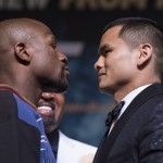 Mayweather vs. Maidana Final Presser Quotes & Photos Plus Undercard Workout Photos
