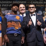 Mayweather vs. Maidana 2 Fight Week Events To Be Streamed Live Via Satellite, YouTube & More