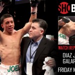 Undefeated Prospect Joel Diaz Jr. Featured In Tonight's ShoBox: The New Generation