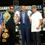 Danny Garcia vs. Rod Salka Weigh-In To Be Streamed Live Via Satellite, YouTube & More Tomorrow At 2 ET/11 PT