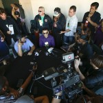 Saturday's Maidana, Santa Cruz, Angulo Media Roundtable Quotes/Photos
