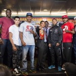 FULL UNDERCARD ANNOUNCED FOR TOMORROW NIGHT'S SHAWN PORTER VS. KELL BROOK FIGHTS AT STUBHUB CENTER IN CARSON, CALIF.