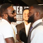 Broner-Taylor Announcement Presser Quotes & Photos