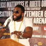 Adrien Broner vs. Emanuel Taylor Weigh-In To Be Streamed Live Via Satellite, YouTube & More TOMORROW At 2 ET/11 PT