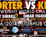 Porter, Brook, Undercard Fighters Talk About Their Fights On Saturday